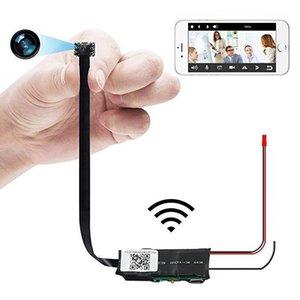 Full HD 1080P DIY Module mini-caméra Wifi Caméra IP P2P détection de mouvement de la caméra vidéo de vision nocturne IR sécurité domestique DVR cam surveillance