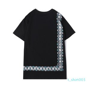 2020 Luxuryshirt Men Fashion Top Tees Summer Mens DesignerShirts Letter Printed T-shirts Casual Tops Women Hot Shirts Size S-2XL t03