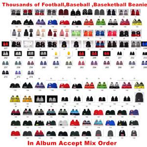 Neuesten Mützen Football Strickmützen Sport Cap The City Cap Mix Match Bestellen Alle Caps auf Lager Top-Qualität Hat Mehr 5000 + Styles