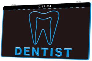 LS1094 Стоматолог Больница Новой 3D гравировальной светодиодный Вход Настройка по требованию многоцветность