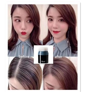 Neue Japan Marke Heißer Verkauf fujiko Ponpon Puder Haar Oil-Off Haar Saubere Schönheit Spary Natürliche Volumen Haarpflege Pulver Mit puff