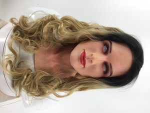 Erkek crossdresser için gerçekçi Cosplay Kostüm Partisi Cadılar Bayramı Harika Bir Kadın Silikon Kadın Maskesi