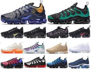 kutu tn artı eğitmen spor ayakkabı ayakkabı ücretsiz kargo ile Ayakkabı Koşu 2020 tn artı Metalik Beyaz Gümüş üçlü siyah erkekler