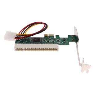 PCIE PCI-Express PCI-E X1 X4 X8 X16 To PCI Bus Riser Card Adapter конвертер