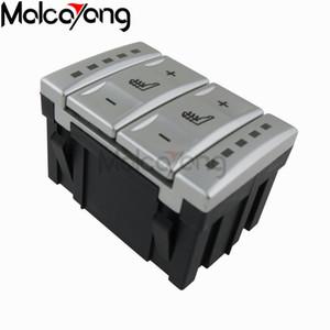6M2T-19K314-AC 포드 Mondeo MK3 S- 최대 6M2T19K314AC에 대 한 새로운 2 색 전기 시트 온수 스위치 난방 스위치