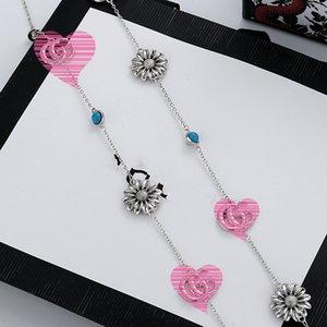 Nuova collana per i monili della collana di retro collana della donna più venduti Prodotti Catena lega di alta qualità del rifornimento
