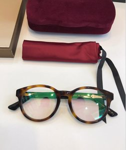 G0350OA Brillengestell klare Linse Johnny Depp Brillen Myopie Brille Retro Brillengestell Männer und Frauen Myopie Brillen