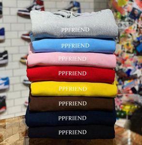 Sudaderas con capucha para hombre del diseñador 8 colores con capucha bordada de la camiseta de los hombres ocasionales de las mujeres suéter Pareja Hip Hop traje de calle suéter Estilo