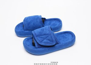 Designer-n 6 7 Top Designer Nylon Deslize 3D Tecido Slides Slippe alta qualidade Homens Mulheres Chinelo Tamanho 36-46