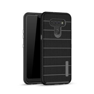 Nuevos casos modelo de teléfono para el moto G STYLUS 2 en 1 cubierta del teléfono de Samsung Samsung A50 A01 TPU y PC cáscara del teléfono