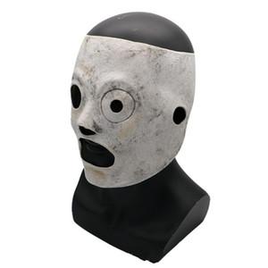 Lateks Slipknot Korkunç Maskeler Cadılar Bayramı Lateks Reçine Tema Maske Sinema Televizyon Projeleri Performans Araçları Terör Yüz Hood Sıcak Satış 58px L1