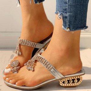 Lapolaka Dropship Kartonpiyer Topuklar Boş Kartonpiyer Kadın Rahat Sandal Yaz INS Sıcak Ayakkabı Ayakkabı Terlik Flipflops
