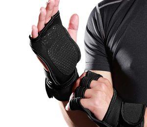 2020 uomini Fitness guanti esercizio palme esercitare pressioni protezioni polso traspirante Formazione yakuda palestra Sport esterna all'ingrosso in linea