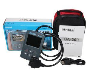 SA-200 JOBD OBDII Code Reader Compact Automotive scanner Color LCD Display