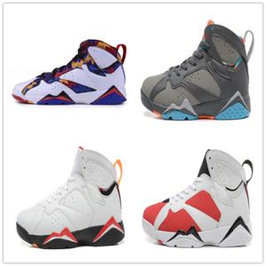 Nike Air Max Retro Jordan Shoes Jumpman 7 VII Тинкер чередовать 7S Raptor Зайцы Бордо NakeskinИорданияРетро сигары Cardinal университета Carmine N7 баскетбольной обуви