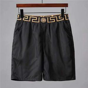 2019 Оптовая летняя мода шорты новый дизайнер доска короткие быстросохнущие купальники печати доска пляжные брюки мужчины мужские шорты для плавания M-3XL R8