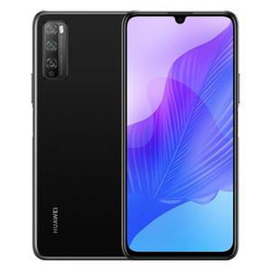 "Huawei original de disfrutar de 20 Pro teléfono móvil 5G 8 GB de RAM 128 GB ROM MTK 800 Octa Core Android 6.5"" teléfono celular 48MP AI huellas dactilares de identificación de pantalla completa"