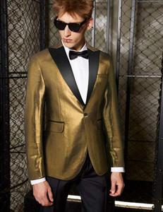 Erkekler Blazer Giacca Uomo Şık Veste Homme Kostüm Custom için Erkek Ceket chaqueta Hombre Biçimsel Ceket
