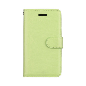 for Sony Xperia 1 10Xperia 10 Plus Xperia ace solid color three-card phone shell PU leather case flip multi-function anti-fall phone holster