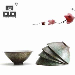 Puer fincanları Porselen Çin Kung Fu Kupası Drinkware için% 100 Yeni Marka Seramik Çay Kupası