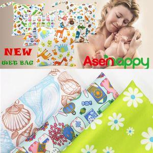 아기 유아 습식 및 건식 천 기저귀 가방 기저귀 주최자 가방 지퍼가 달린 포켓 병 파우치 홀더 팩 운송 유모차에 대한