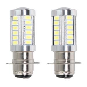 2 قطع P15D H6M الصمام العلوي dc12v PX15D للدراجات النارية رئيس مصباح الضباب الضوء الأبيض drl النهار تشغيل أضواء 12 فولت