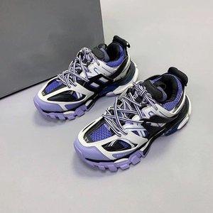 Balenciaga 2020 nuovo 3M Triple S pista 3.0 pattini correnti di uscita 3 Tess Gomma Maille da jogging scarpe sportive Sneaker 35-45 nbm01