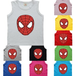 Spider-Man cotton Spider-Man Children's T-shirt cotton children's T-shirt