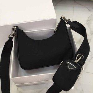 뉴스 디자이너 여성 또는 남성 가방 패션 PA 브랜드 디자이너 핸드백 지갑 캔버스 명품 핸드백 어깨 크로스 바디 지갑 가방 무료 배송