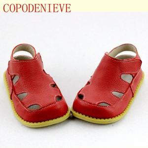 Copodenieve Nouveau Style De Mode Casual Garçons Filles Sandale Pour Bébé Chaussures Anti-slip Enfants Sandales Marque Blanc Rose Y190525