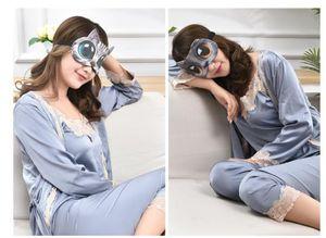Desenhos animados Comet Sombra 3D viagem do sono Eye Mask Cat animal bonito do sono remendo Resto Eye Mask Máscara Shading Corretivo Concealer Shading SZ46