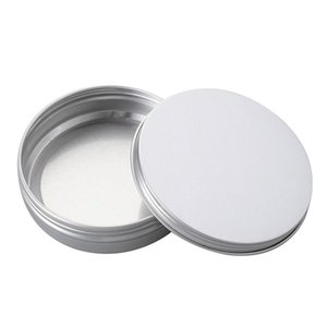 150ml Aluminium Specimen Box with Thread Travel Bottles Cosmetic Container Empty Cream Jar Pot with Lid for Makeup Pomade