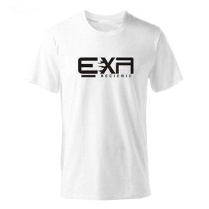 Men's running T-shirt Cotton Gym Sport T Shirt Men Short Sleeve Running Shirt Men Workout Training Tees Fitness Top Sport