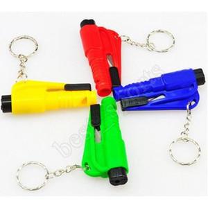Hammer-Sicherheits-Auto-Fenster-Glas Breaker Gurtschneider Rettungs Hammer Auto-Rettungs Keychain Notfall ZZA1146