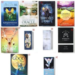 English Oracle Cards For Guidance Divination Fate Tarot Cards Deck English Oracle Trendy U Fashion At Low Prices Good Visibility zeCUg