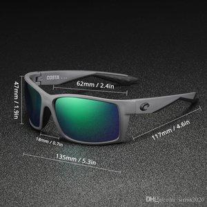 lunettes de soleil polarisées lunettes de soleil costa hommes Reefton 580P lunettes de pêche TR90 lunettes de sport cyclisme femmes Lunettes de soleil de luxe UV400