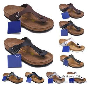 Gizeh gros-été Chaussons pour hommes, femmes, 2016 Cork Bottom tongs, sandales avec un couple flip flops Flope Mayari 34-46 flip