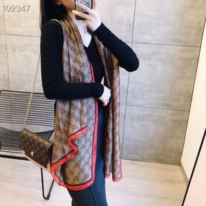 2020 Brand New Designers womans brand Scarf High Quality 100% silk long scarves Classic Printing design womans scarves size 180x90cm H-044B