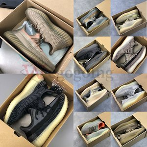 Dimensione 13 Scarpe con la scatola Eliada Asriel Lino riflettente Abez Cinder Kanye West Marsh Israfil Oreo Sport Sneakers Yecheil Zyon esterno funzionare