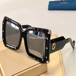 Женщины Hot Sale Fashion Luxury GG солнцезащитные очки Классический дизайн ретро очки Повседневный Открытый высокого качества Летние солнечные очки