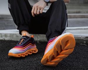 Gelgit marka 2019New seksi Erkek Tasarımcı Sneakers 2019 Sıcak Satış Bıçak Trend Marka rahat ayakkabı erkekler Moda Süspansiyon Spor Ayakkabıları
