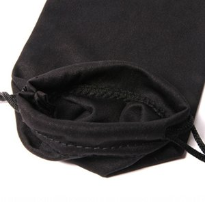 cloth bag black handbag needle three knitting cloth sun Sunglasses sunglasses 9*18 can be formulated