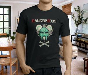 Nouveau Populaire Mf Doom Rap Hip Mm alimentaire Hop Hommes T-shirt noir S-3TG