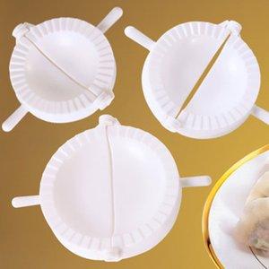 Cozinha bom ajudante Dumplings Mold Hardcover Grande médias e pequenas três pacotes Dumplings Dumplings Mold Outros Bakeware