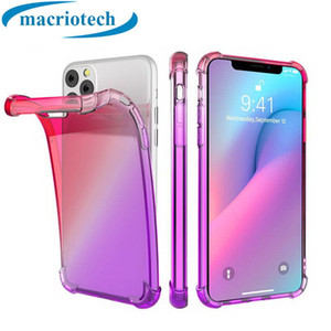 Rainbow Iphone 11 Pro Max Silicone Phone cases Cover Iphone X XR XS MAX 6 6S PLUS 7 8 Back Cover for Apple