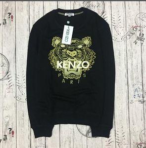 2019 neue Marke Tiger Head Hoodie Designer Gestickte Männer Frauen Sweatshirts Herbst Winter Unisex Hoodies Lässige Streetwear Jogger Trainingsanzug