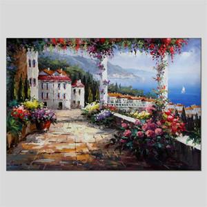 Хуа Туо Пейзажная живопись масляными красками HT-1170525