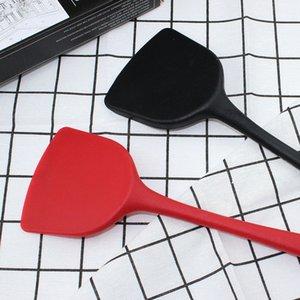 Multi-color temperature Spatola commestibile cucina del silicone Red Dot in siliconeIn Pala antiaderente Spatola alta silicone resistente