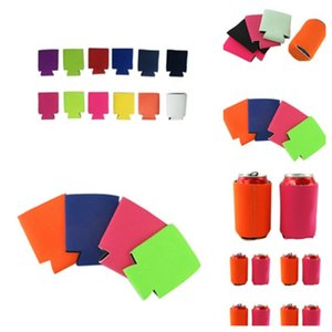 غطس قماش حماية بيئيةname cups sleeve cups set solid color neoprene cups cover cup holder cup customT2I5018
