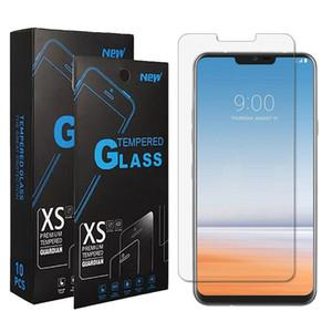 عرض واضح الزجاج المقسى 2.5d حامي الشاشة ل lg تحية الملكية الإمبراطورية V50S G8 G8X THINQ K40S K50S سلالة SP200 K20-2019